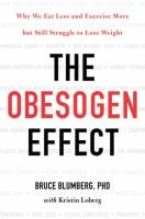 The Obesogen Effect