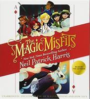 MAGIC MISFITS [audiobook Cd]