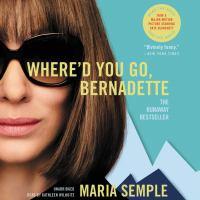 Where'd You Go, Bernadette (Book Club Kit)