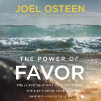 THE POWER OF FAVOR (CD)