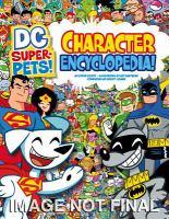 Character Encyclopedia!