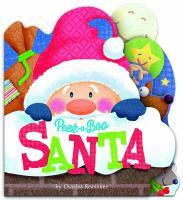 Peek-a-boo Santa