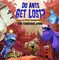 Do Ants Get Lost?
