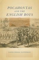 Pocahontas and the English Boys