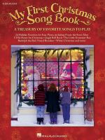 My First Christmas Song Book