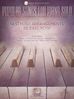 Popular songs for piano solo