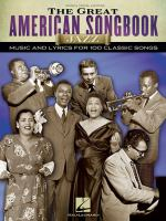 The Great American Songbook : Jazz Songbook