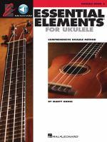 Essential Elements for Ukulele