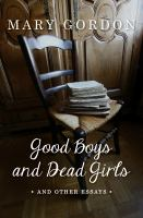 Good Boys and Dead Girls