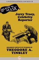 Jerry Tracy, Celebrity Reporter