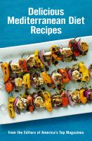 Delicious Mediterranean Diet Recipes