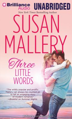 Cover image for Three Little Words