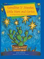 Little Stars and Cactus : (a Bilingual Poetry Book for Children)