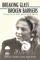 Breaking Glass--broken Barriers