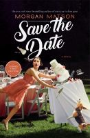 Cover of Save the Date