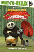 Kung Fu Panda, Legends Of Awesomeness