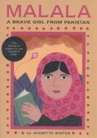 Malala, A Brave Girl From Pakistan