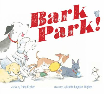 Cover image for Bark Park
