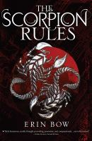 BOOK CLUB BAG : Scorpion Rules