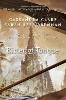 Bitter of Tongue