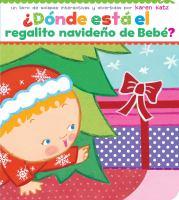 ¿Dónde está el regalito navideño de Bebé?