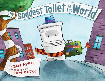 Cover image for The Saddest Toilet in the World