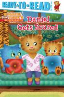 Daniel Gets Scared