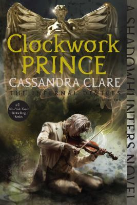 Cover image for Clockwork Prince