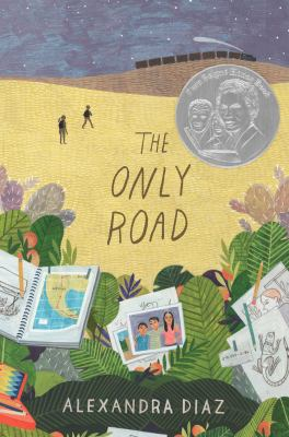 The Only Road(book-cover)