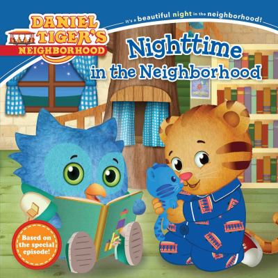 Cover image for Nighttime in the Neighborhood