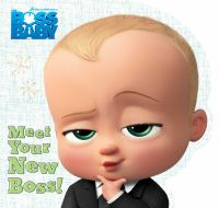 Meet your New Boss!