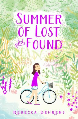Cover image for Summer of Lost and Found