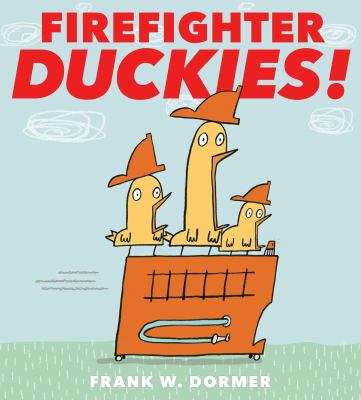 Dormer Firefighter duckies!