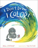 I Don't Draw, I Color!