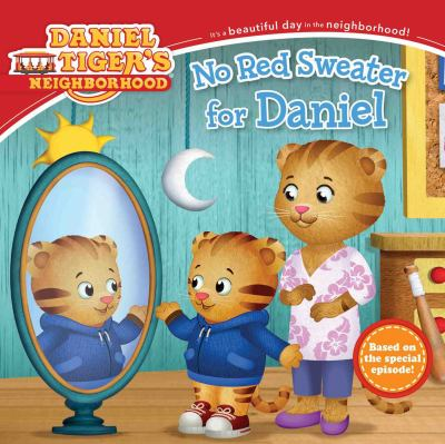 Cover image for No Red Sweater for Daniel