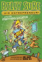 Billy Sure, Kid Entrepreneur and the Everything Locator