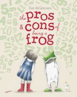 The Pros & Cons of Being A Frog