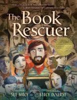 The Book Rescuer