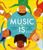 Music Is... by Brandon Stosuy book cover