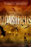 Monstrous, Savage, Bk. 02