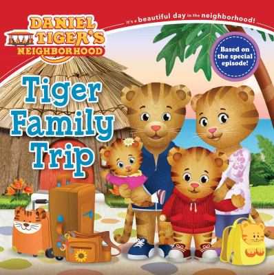 Cover image for Tiger Family Trip