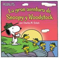 La gran aventura de Snoopy y Woodstock