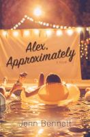 Cover of Alex, Approximately