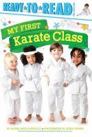 My First Karate Class