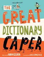 The Great Dictionary Caper