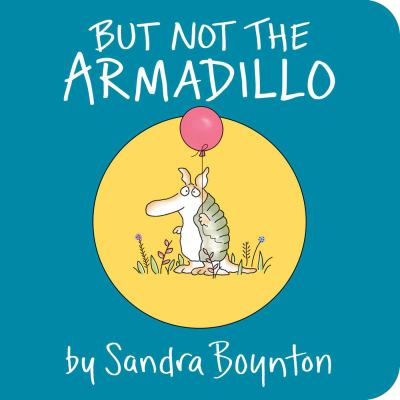 But Not the Armadillo(book-cover)