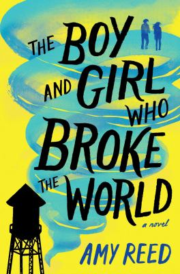 The Boy and Girl Who Broke the World(book-cover)