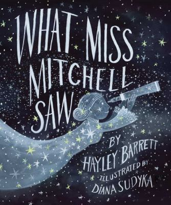 What Miss Mitchell Saw(book-cover)