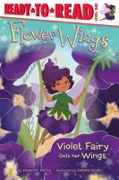 Violet Fairy Gets Her Wings