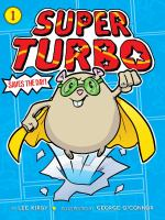 Cover of Super Turbo Saves the Day